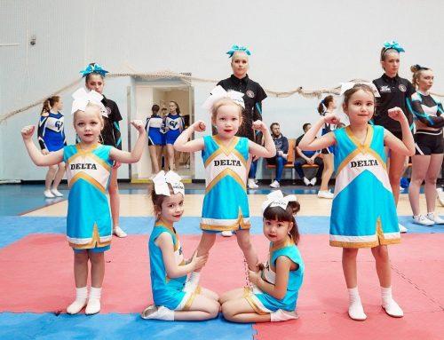 Спорт для детей 3х лет
